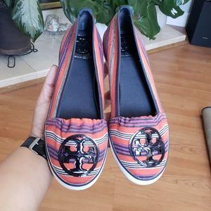 EUC!! Tory Burch Canvas Shoes